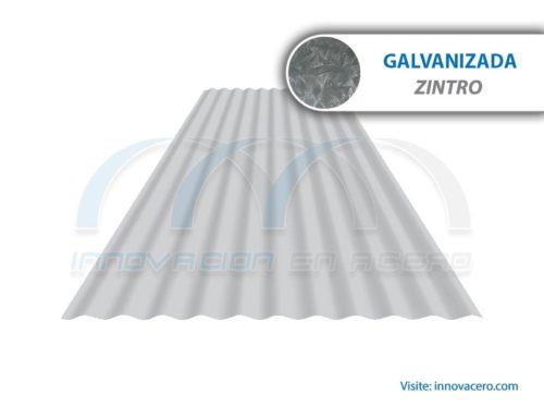 Lámina Acanalada TO-30 FH Galvanizada (Zintro) Ternium