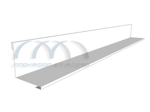 Esquinero Interior - Moldura Metálica