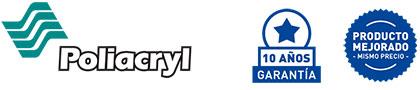 Garantías Lámina translúcida Poliacryl