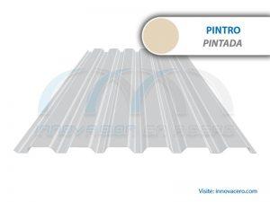 Lámina Acanalada TRD-91.5 Pintro (Pintada) Ternium