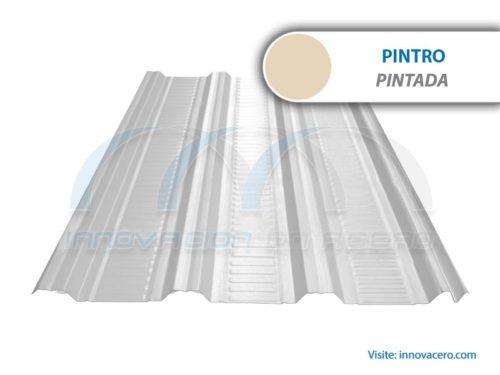 Lámina Acanalada TRN-100 Pintro (Pintada) Ternium