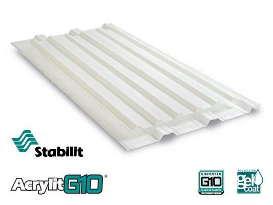 Lámina Translúcida Acrílica Acrylit G10