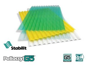 Lámina Translúcida Poliester Poliacryl G5