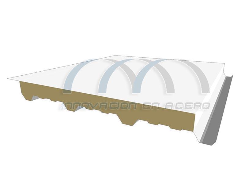 Panel Aislado Glamet Dry Metecno