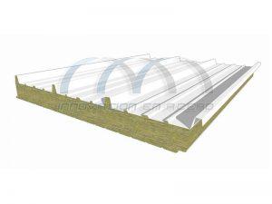Panel Aislado Hipertec Roof Metecno