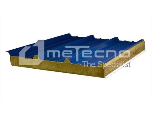 Panel Aislado Hipertec Roof Sound Metecno