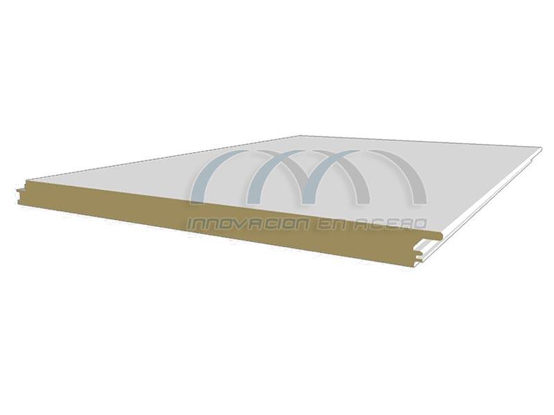 Panel Aislado Superwall LV Metecno