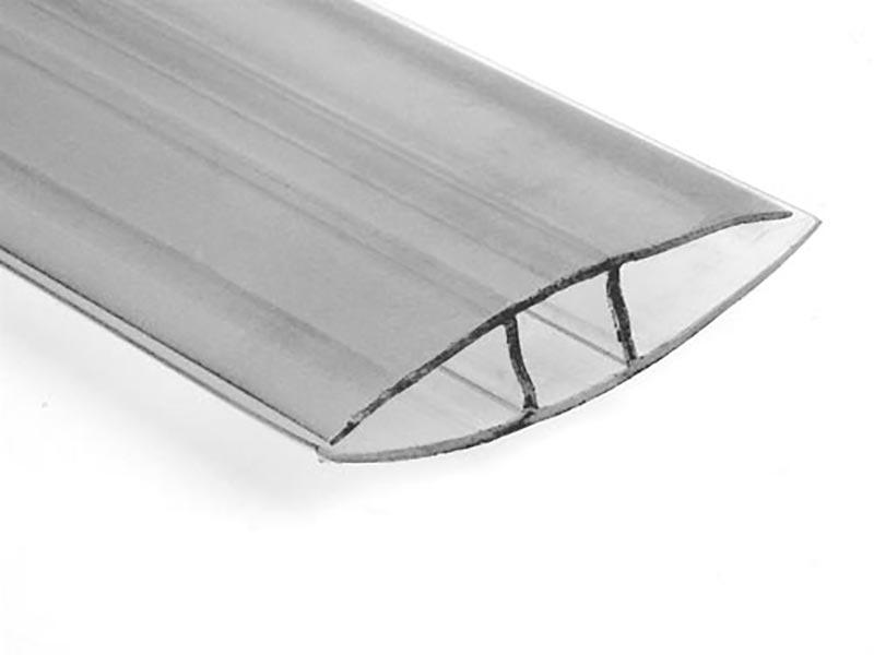 Perfil h para policarbonato celular precio en usd for Perfil u aluminio leroy merlin