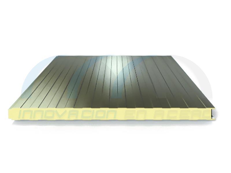 Panel Aislado Isobox IsoCindu para Muro