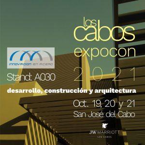 Innovacero en EXPOCON, Los Cabos.